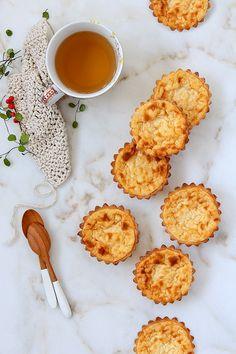 Rijsttaartje, (Rice Tart)  www.foodandcook.net