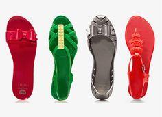 Melissa lança linha mais barata de sandálias em parceria com a rede de fast fashion Forever 21 | Chic - Gloria Kalil: Moda, Beleza, Cultura e Comportamento