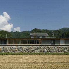 鮎立の家 (外観1)