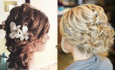 When it comes to weddings, every bride wants long hair. You can do pretty much anything with it. So before you decide which hairstyle to wear for your wedding, take a look at these creative and elegant wedding hairstyles!.