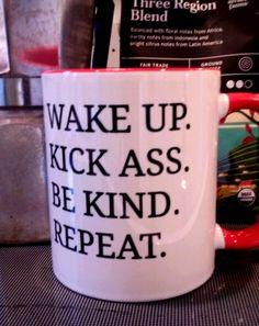 Bring it. Got the mug that matches my mantra! #kickass #BeKind #Mugs #MondayMorning https://smile.amazon.com/gp/product/B01K2RF3DO/ref=oh_aui_detailpage_o03_s00?ie=UTF8&psc=1