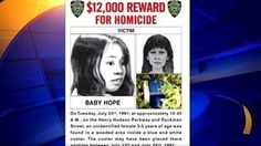 NYPD arrests suspect in Baby Hope cold case - New York News