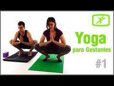 Aula de Yoga para Gestantes #1 - Grávidas de 3 a 6 meses
