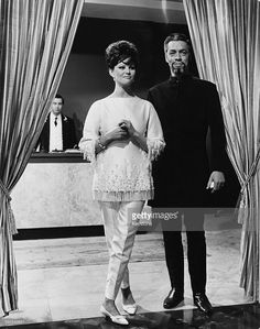 Actors Claudia Cardinale and James Lanphier in a scene from the film 'The Pink Panther', Learn To Speak Italian, Claudia Cardinale, Italian Beauty, Pink Panthers, Brigitte Bardot, Classic Movies, No One Loves Me, Golden Age, Movie Stars