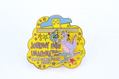 Journey Into Imagination – Everything Disney Pins
