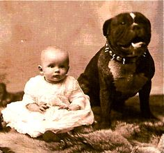 """:) """"Nanny Dog"""""""