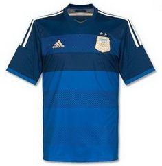 ccad50cf3b camiseta argentina copa del mundo 2015 segunda equipacion
