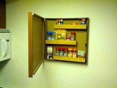 RIBBA stealth spice rack - IKEA Hackers - IKEA Hackers