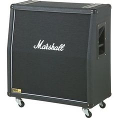 Marshall 1960A 4x12 Cabinet with G12T-75 Speakers