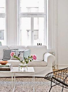Zweeds huis vol designklassiekers