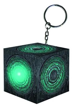 Doctor Who Pandorica Keychain Torch