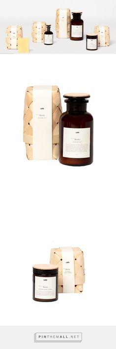 basketweave packaging for Lumi on Cap&Design / Ylva Petersdotter Tea Packaging, Food Packaging Design, Bottle Packaging, Pretty Packaging, Packaging Design Inspiration, Brand Packaging, Branding Design, Product Packaging, Skincare Packaging