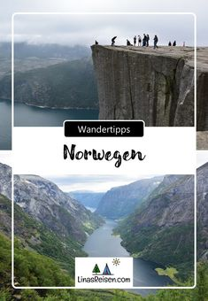 Unsere schönsten Wanderungen in Norwegen. Desktop Screenshot, Europe, Landscape Pictures, Waterfall, Hiking, Vacation
