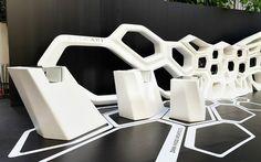 Serpenti Installation for Bulgari|Zaha Hadid Architects - Arch2O.com