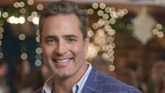 """Find out about the cast of the Hallmark Channel Original Movie """"Homegrown Christmas"""" starring Lori Loughlin and Victor Webster. Hallmark Christmas Movies, Hallmark Movies, Victor Webster, Shantel Vansanten, Lori Loughlin, Art Of Man, Hallmark Channel, Tv Actors, Original Movie"""