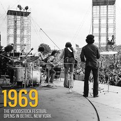 Woodstock Festival, Times Square, Fair Grounds, New York, History, Fun, Travel, New York City, Historia