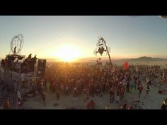 Modded DJI Phantom aerial drone in action at the Burning Man 2013 event! http://motionvfx.com/B2766  #video #drone #gopro #hero #gear