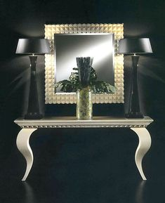The best of luxury Modern Console Table Designs in a selection curated by Boca do Lobo to inspire interior designers looking to finish their projects. Modern Console Tables, Wooden Console, Interior Decorating, Interior Design, Beautiful Interiors, Home Decor Inspiration, Home Accessories, Designer, Entryway Tables