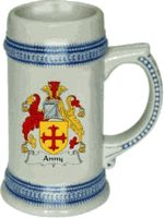 Scottish Coat of Arms Steins