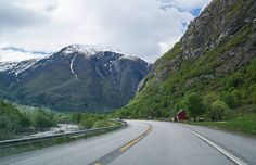 #norway #travel #roadtrip #mountains #filefjell by: av: Haglund