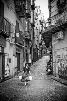 Quartieri Spagnoli - Massimo Daddi Photographer