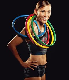 Olympic track and field competitor Lolo Jones