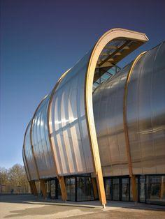 Bernard Tschumi Architects - Limoges Concert Hall  Limoges