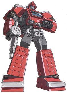 Ironhide - Transformers G1