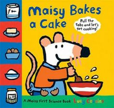Books about cakes and baking