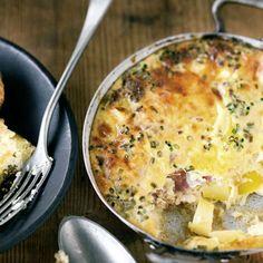Kartoffel-Ofen-Omelette Rezept | Küchengötter