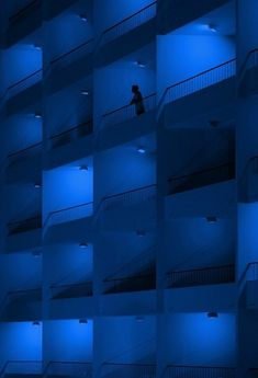 Purple and Blue Aesthetic Blue Aesthetic Dark, Night Aesthetic, Aesthetic Colors, Aesthetic Pictures, Photo Wall Collage, Picture Wall, Everything Is Blue, Yves Klein, Blue Wallpapers