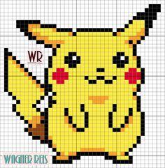36 Best Pikachu Hama Perler Images Pokemon Perler Beads