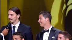 "Zlatan Ibrahimovic:""Cristiano and Messi will score less than me"" FIFA B..."
