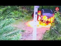 Ataque a patrulla de Policía en aeropuerto de Tibú - VER VÍDEO -> http://quehubocolombia.com/ataque-a-patrulla-de-policia-en-aeropuerto-de-tibu    En video quedó registrado el momento en que los encapuchados les disparan y cómo queman un vehículo. Créditos de vídeo a Popular on YouTube – Colombia YouTube channel