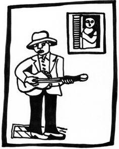Ilustracao de Cordel