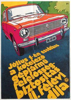 Tarnoczy Balázs - Car liability insurance, 1975