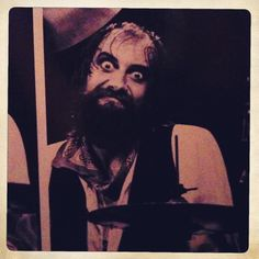 mick fleetwood's crazy eyes #MickFleetwood #FleetwoodMac #EpicRights epicrights.com Mick Fleetwood, Crazy Eyes, Music Aesthetic, Stevie Nicks, Hero, Fictional Characters, Fantasy Characters