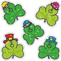 Friday Featured Product: St. Patrick's Day (75) acid-free and lignin-free stickers. Sparkling, fun designs on perforated sheets for easy distribution. Get your kids excited about the upcoming holiday with these fun stickers, just $1.64 from Teacher's Square!