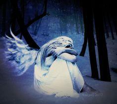 Alone by Kallaria.deviantart.com
