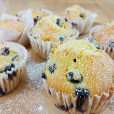 Sernik doskonały – prosty i szybki, kremowy i puszysty, nie opada i nie pęka – Słodki Blog Lemon Blueberry Muffins, Blue Berry Muffins, The Creator, Blog, Breakfast, Mat, Recipes, Blueberry Crumb Muffins, Morning Coffee