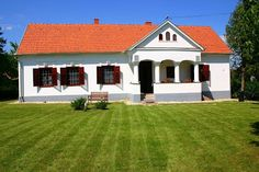 Hungary European House, Good House, Traditional House, Rustic Wood, Hungary, Budapest, Bungalow, Countryside, Sweet Home