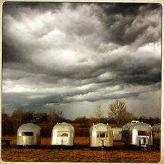 Airstreams Love this picture!