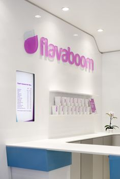 Flavaboom by Dune New York 07 Flavaboom fro yo shop by Dune, New York