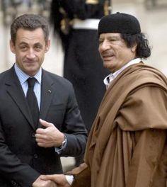 Le colonel Kadhafi tué pour le fond monétaire africain !