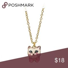 Cat bow Pendant Necklace > coming soon > new > bundle & save > use offer button Jewelry Necklaces