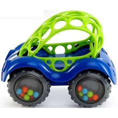 Oball Rattle & Roll Blue