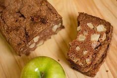 Apple Cinnamon Bread by Brown Eyed Baker