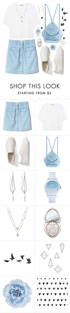 """""""25 ♡"""" by n-13b ❤ liked on Polyvore featuring Gap, Vince, MANU Atelier, Diane Kordas, Lacoste, Too Faced Cosmetics, Jayson Home, Umbra and Monsoon"""