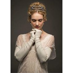 - Lily is nominated at the National Television Awards! She's nominated for her role in 'War & Peace' as Natasha Rostova for best Drama Performance, as well as 'War & Peace' for best period drama. Go vote for Lily in the link in my bio!! #LilyJames #WarandPeace #nationaltelevisionawards