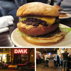 Chicago: Burgers at DMK Burger Bar Are a BFD